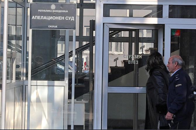 АПЕЛАЦИСКИ СУД: Казната за Сеад Кочан намалена, а за Василије Авировиќ само условна