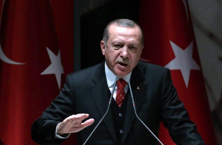 Ердоган: Турција е изложена на ниски економски удари