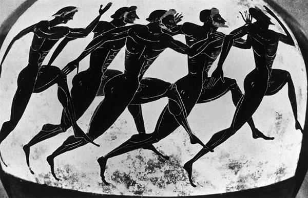 Лагата за Грчкиот ексклузивитет на Олимписките игри