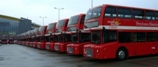 ЈСП: Наши автобуси не беа во акциската контрола на полицијата
