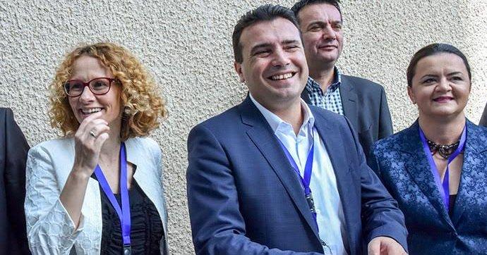 СДСМ: Трајко Славески и ВМРО-ДПМНЕ се обидуваат да не кочат да ги зголемуваме платите