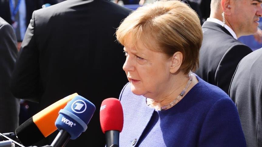Меркел: За проширување на ЕУ со Западен Балкан на самитот во јуни