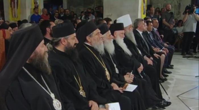 Г.Г. Стефан: МПЦ не е закана за другите цркви