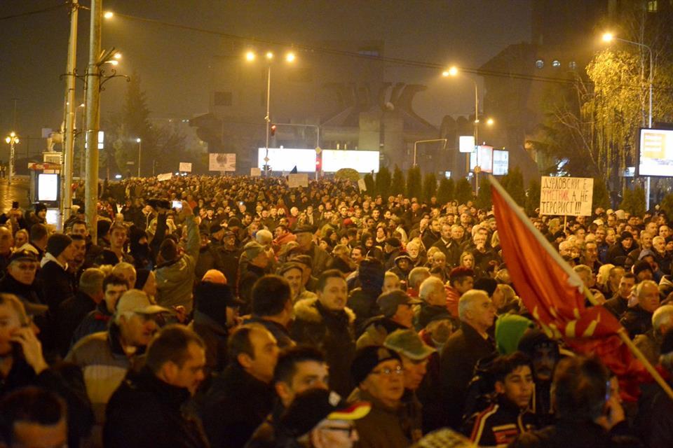 Обесправените и разочараните на 2 јуни излегуваат на голем народен протест