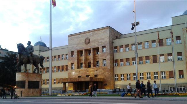 """СОБРАНИЕ НА РЕПУБЛИКА МАКЕДОНИЈА: Со 10 гласа """"за"""" и 7 """"против"""" помина предлогот за Северна во Комисијата за уставни прашања"""