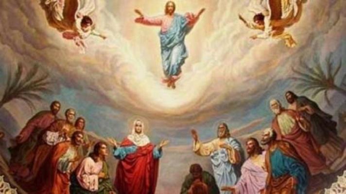 Спасовден е 40-от ден од Воскресението