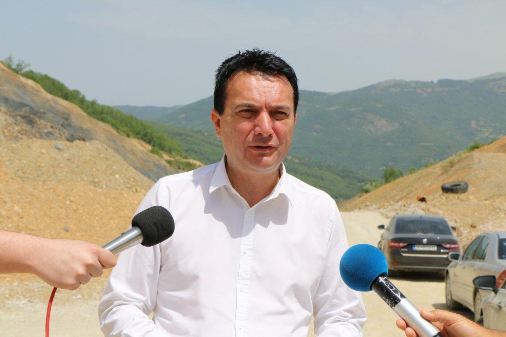 Сугарески: Ова е период на сериозна динамика во изградбата на патишта и железница