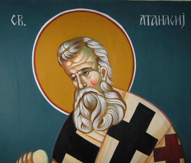 Денеска се празнува св. Атанасиј Велики на кого Господ му даде долг и плоден живот