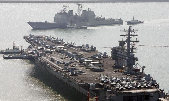 Вежбите во Јужна Кореја за Пентагон се одбранбени, а за Пјонгјанг проба за инвазија