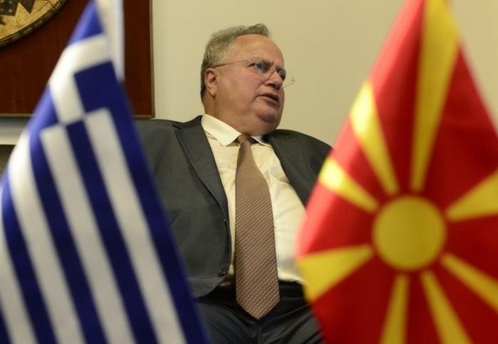 ГРЧКИ МЕДИУМИ: Коѕијас ќе објави во парламентот 30 документи за преговорите за името