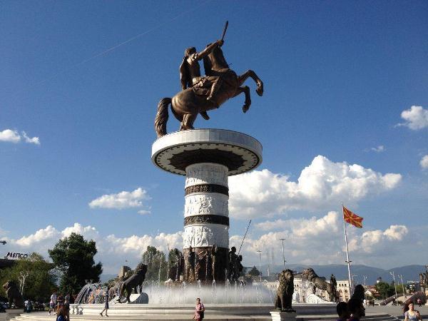 Заев ја предава македонската историја на Грција