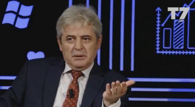 Ахмети: Нема да има обединување на Албанците во една држава