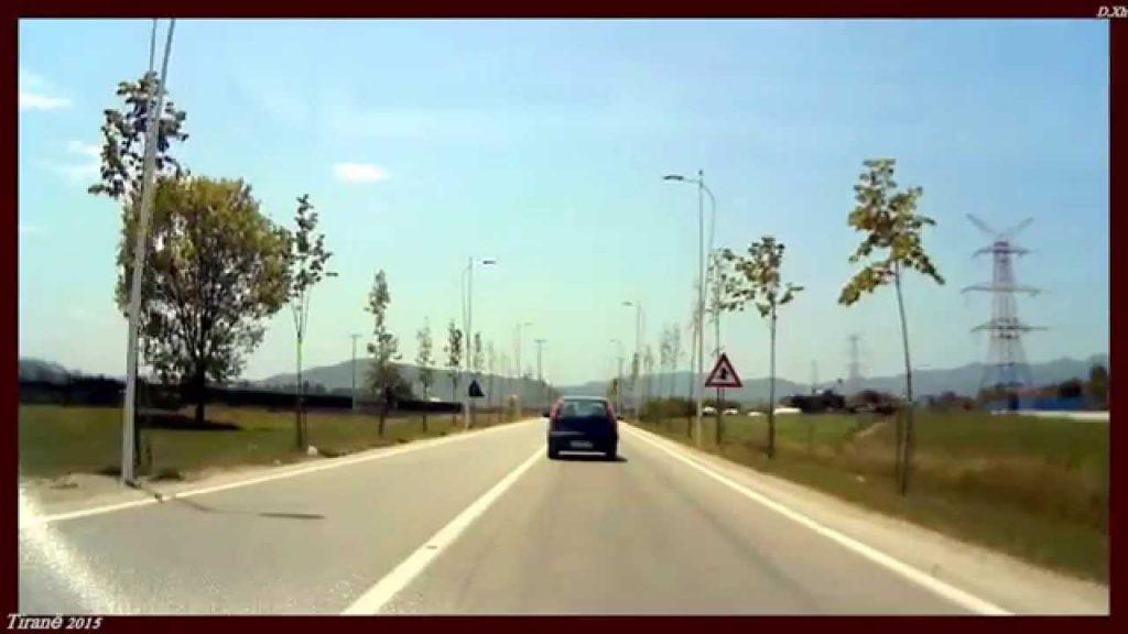 Ќе никнат патарини на автопатот Тирана-Драч