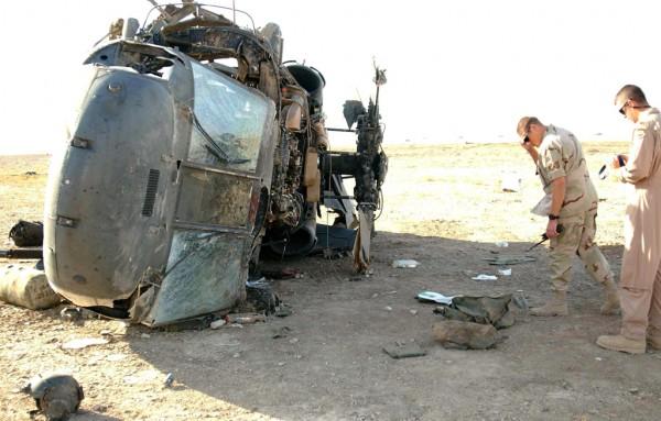 Во пад на хеликоптер Ми-17 загинаа двајца бугарски пилоти