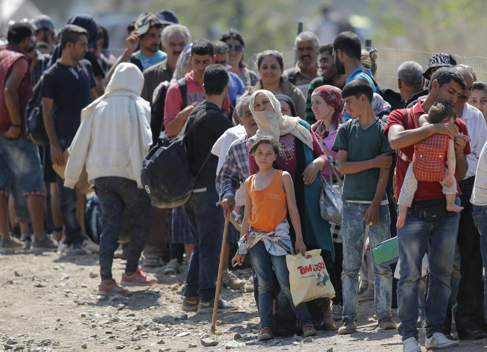 ОН: Седумпати повеќе илегални мигранти влегле по копно во Европа во споредба со лани