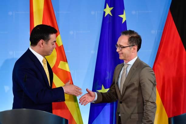 Германија го поддржува договорот, не сака други да ги остваруваат плановите во регионот