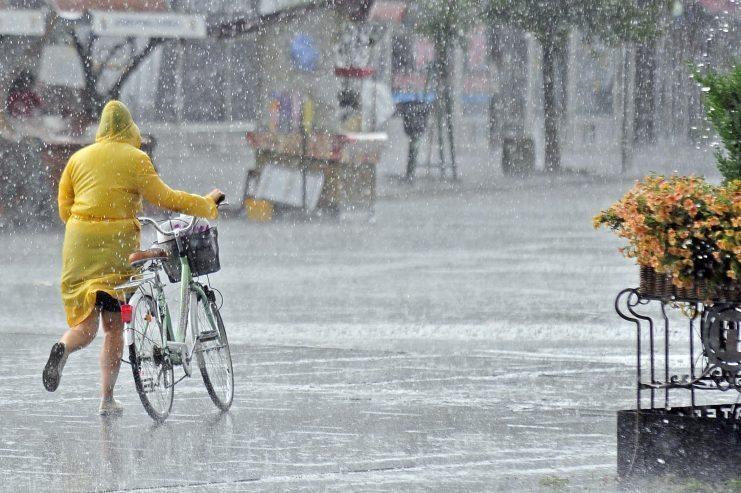 Време: Нестабилно со дожд и грмежи