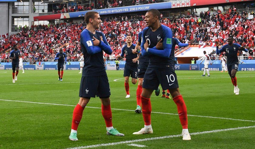 СП 2018: Франција е прв четвртфиналист по победата над Аргентина од 4:3