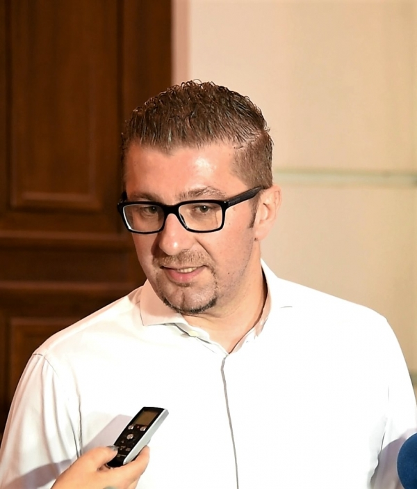 Мицкоски: Договорот е штетен и противуставен, протестен марш во Битола во недела во 13 часот