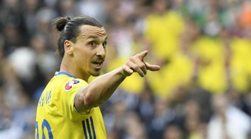 Ибрахимовиќ: Се уште лесно можам да играм во Премиер лига и во М. Јунајтед ако му требам