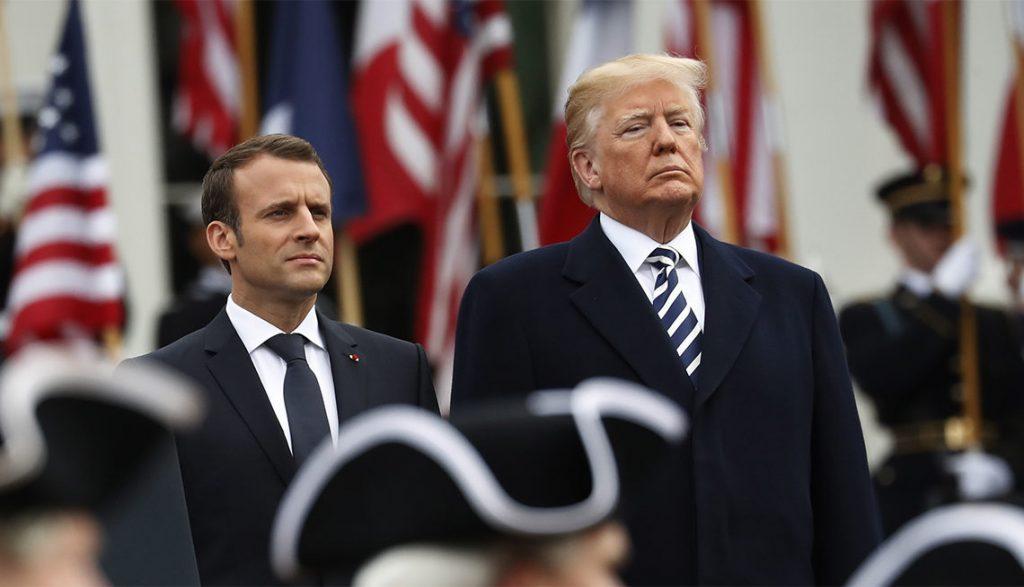 ТРАМП ЗА СЕБЕ И ЗА МАКРОН: Кој е рецептот, зошто САД има помала невработеност од Франција?