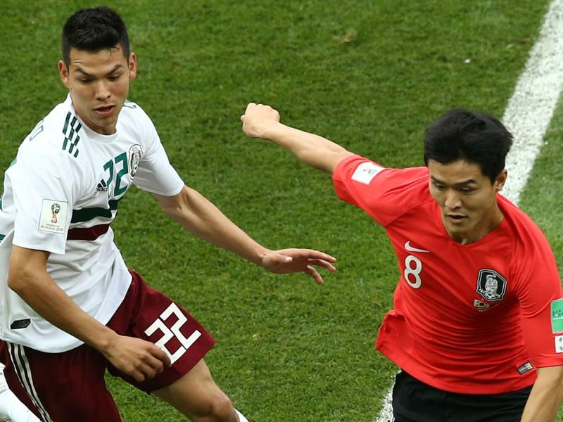 СП 2018: Мексико ја порази Јужна Кореја