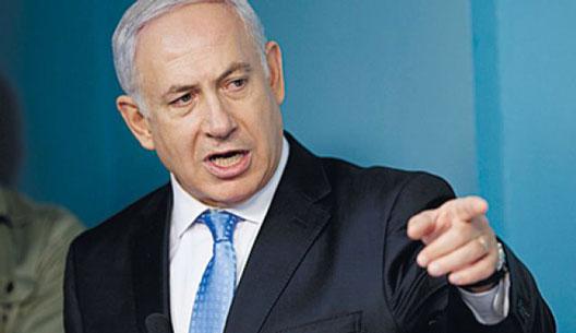 Израел: Нетанјаху нареди уште посилен оган врз Газа