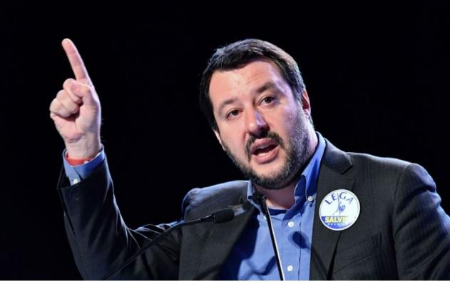 Салвини: Италија нема договор со Германија да прифаќа мигранти