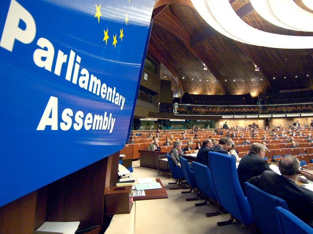 Делегација од Стразбур ќе го скенира судството
