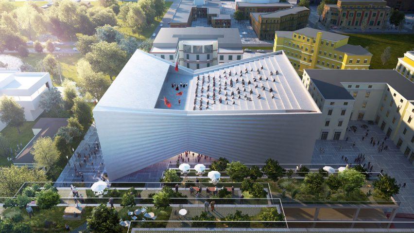 Тирана ќе гради нов театар за 30 милиони евра, глумците го бранат стариот