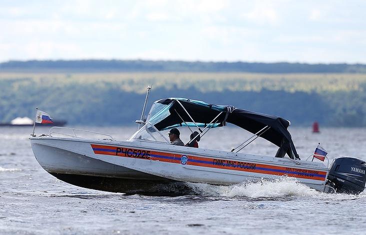 Десет загинати при судар на два брода на Волга