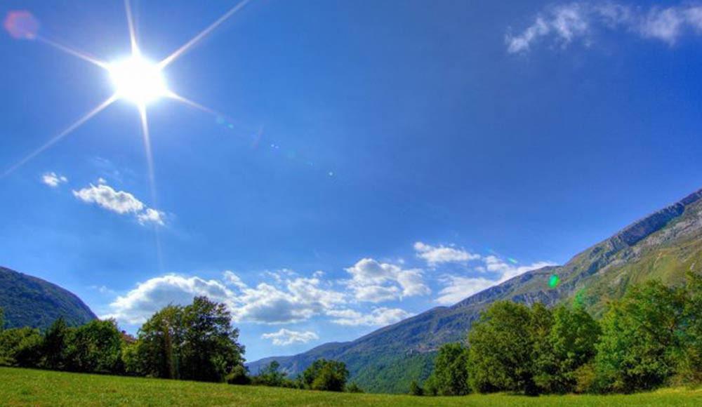 Топол ден до 33 степени со УВ индекс 8