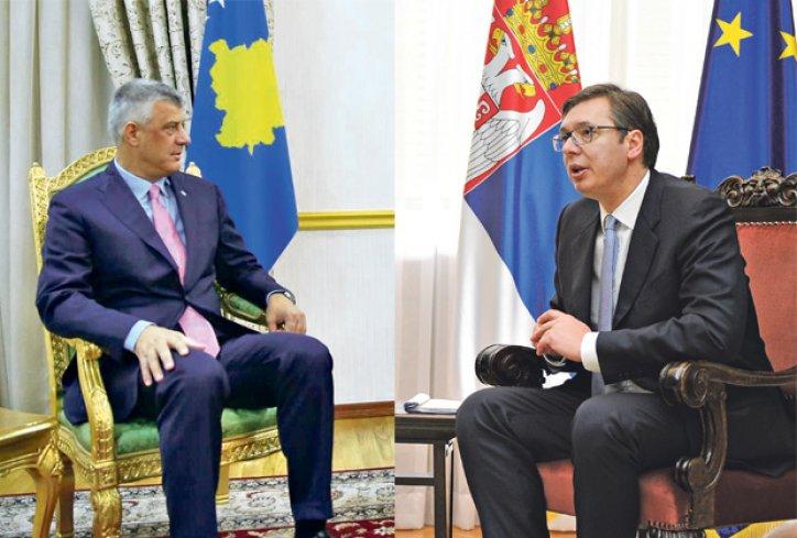 Вучиќ: Разговорите за Косово продолжуваат наесен во Берлин или во Париз