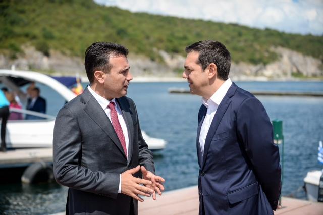 Црната листа на Бајден се однесува и на Грци кои работат против Преспанскиот