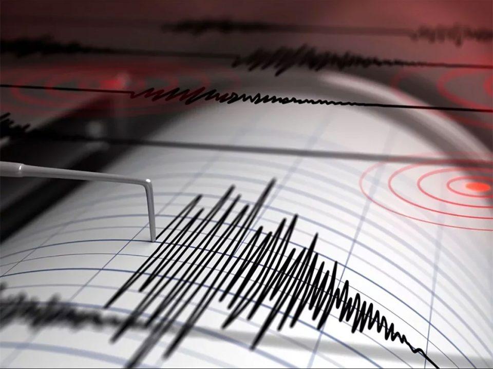Земјотрес ја стресе Македонија вечерва