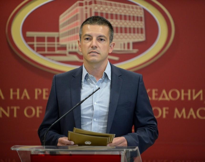 Манчевски: Нудиме алатка за мерење на притисок врз вработените за изборната кампања