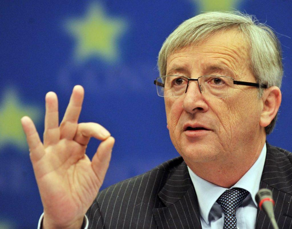 ЕУ: Јункер го извести Туск за договорот за Брегзит