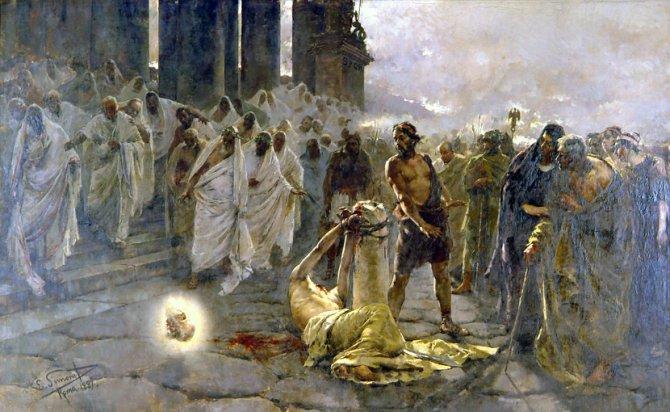 ТОЧНОТО МЕСТО НА ПОГУБУВАЊЕТО НА СВ. ПАВЛЕ: Римјаните му ја отсекле главата, таа три пати паѓала на тлото создавајќи три извори