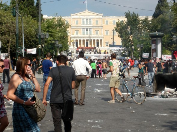 Речиси 1 милион луѓе во Грција се без работа