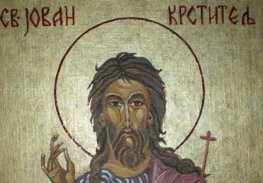 ИВАНДЕН: Како таткото на св. Јован, Захарија, онемува зашто не поверува во зачнувањето на Елисавета