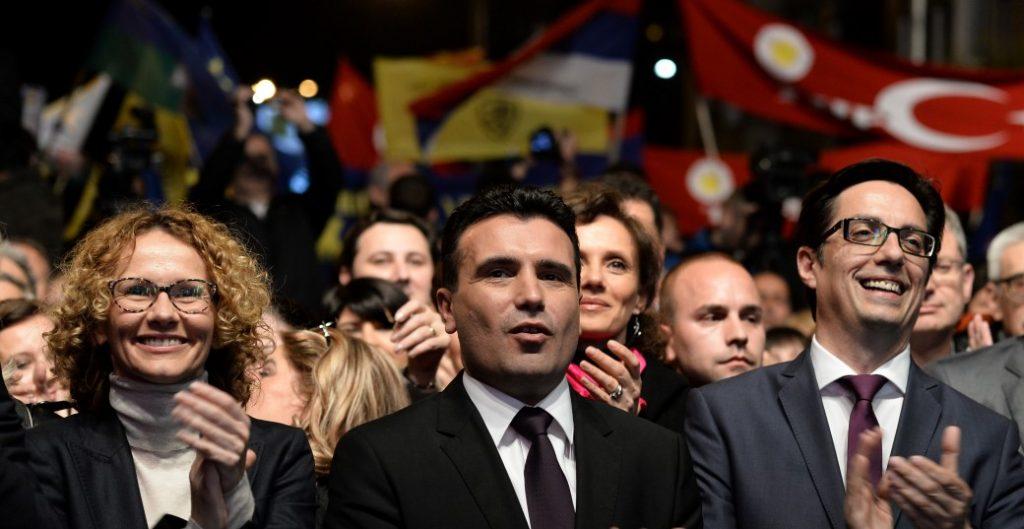 НОВ ИЗУМ НА СДСМ: Консултативен референдум, ама задолжителен резултат
