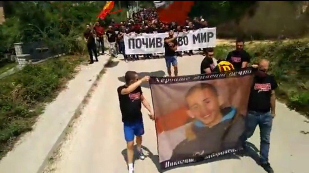 ВМРО-ДПМНЕ: СДСМ преку Оливер Спасовски сака да ги сокрие убијците на младиот Никола Саздовски – Саздо