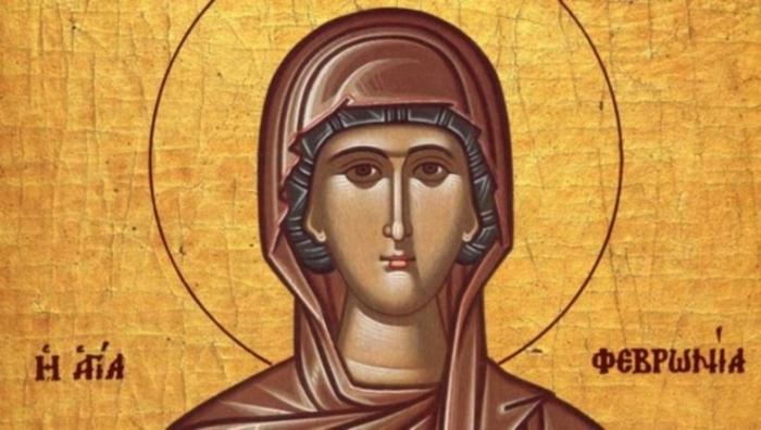 Православните ја слават Преподобна маченичка Февронија