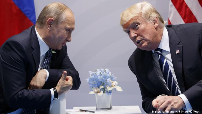 Трамп ги продолжи санкциите против Русија
