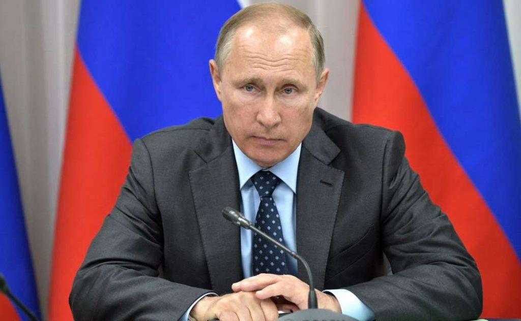 Путин: Без плин би можеле назад во пештерите