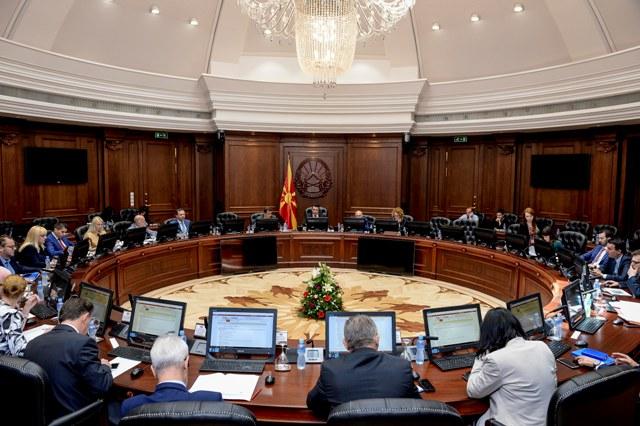 Седница на Владата: На дневен ред законот за пазарџиите и грантовите за иновации