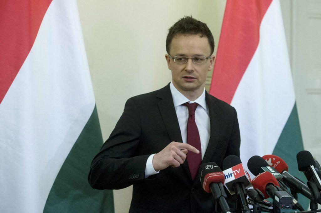 СИЈАРТО: Ниту една земја на ЕУ не покрена прашање за азилот на Груевски, зашто тоа не е политичко, туку правно прашање