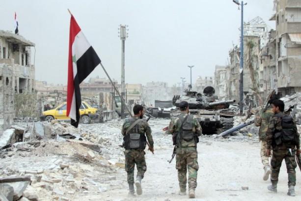 Сириската армија влезе во Дера, срцето на бунтовниците