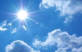 Време: Сончево до 31 степен, попладне дожд