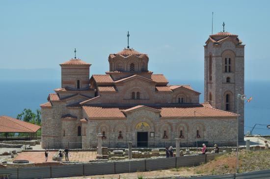 ВО ОХРИД ПРЕД 1102 ГОДИНИ: На денешен ден се упокоил Св. Климент Охридски чии мошти се чуваат на Плаошник